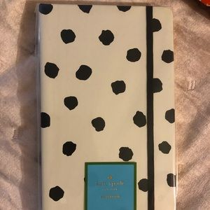 Kate spade ♠️ sporty dot notebook